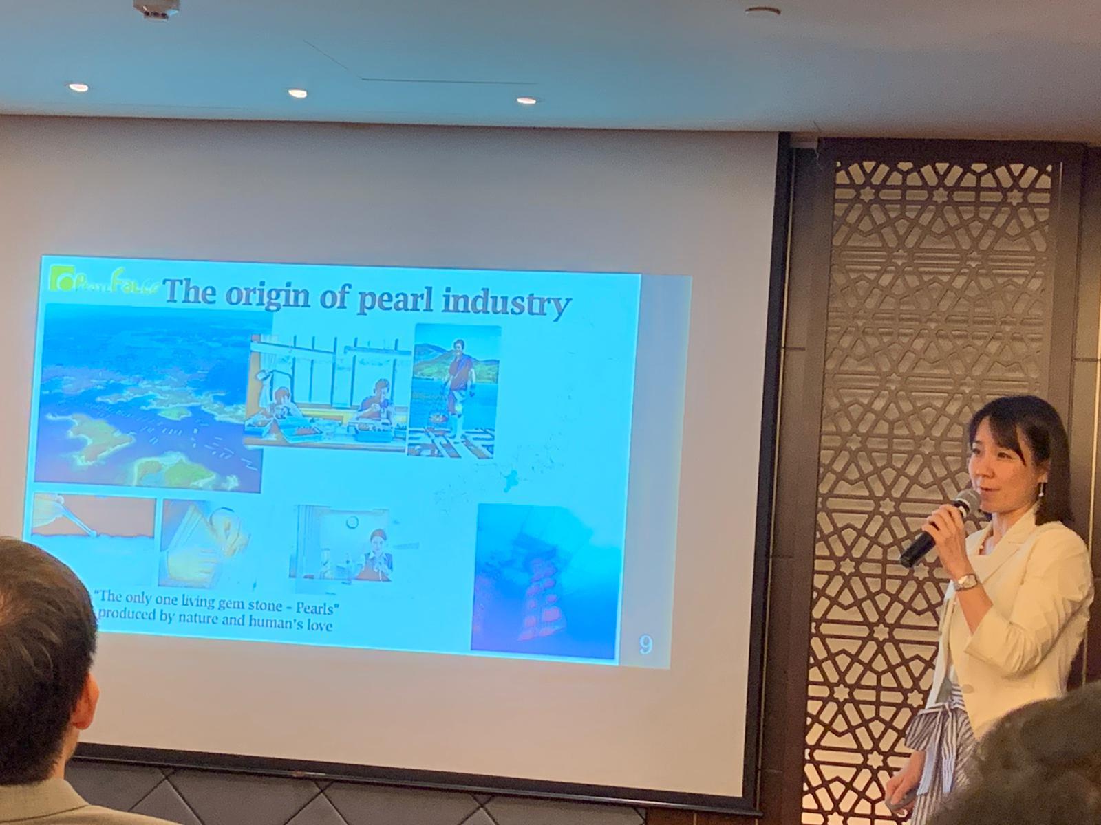 Pearl Talk in Asia / アジア各国で「真珠養殖発祥の地‐伊勢志摩」についてWorkshop開催