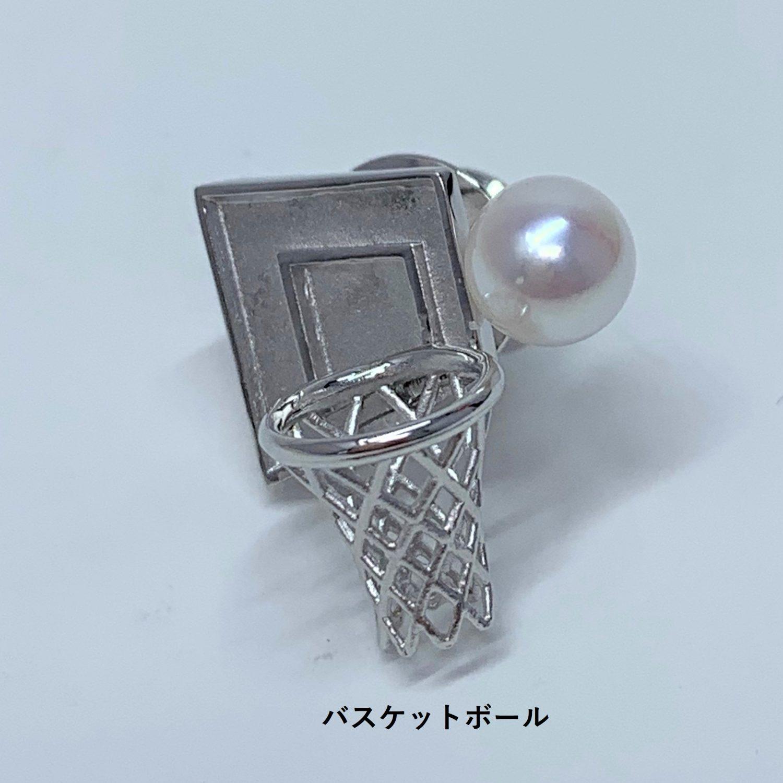 アコヤ真珠 ブローチ