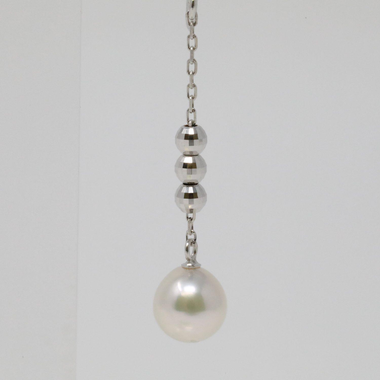 あこや真珠イヤリング