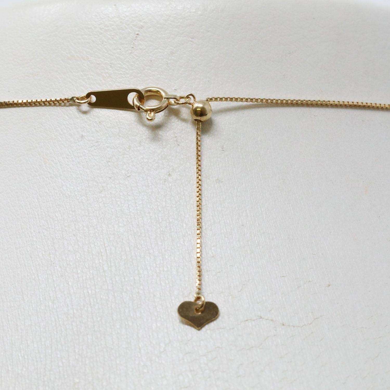 白蝶ゴールド真珠ペンダント